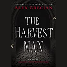 The Harvest Man: Scotland Yard's Murder Squad, Book 4 (       UNABRIDGED) by Alex Grecian Narrated by John Curless