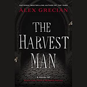 The Harvest Man (The Murder Squad #4) - Alex Grecian