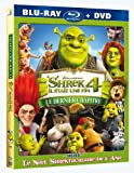 PARAMOUNT Shrek 4, il était une fin [Combo Blu-Ray + DVD]