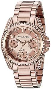 Michael Kors Women's MK5613 Blair Rose Gold-Tone