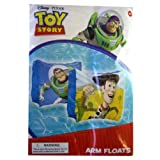 Disney Pixar Buzz And Woody Toy Story Arm Floats Toy Story Swim Gear Toy Story Floaties