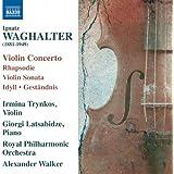 Violinkonzert/Rhapsodie/Violinsonate