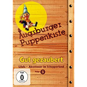 Augsburger Puppenkiste - Lilalu - Abenteuer im Schepperland, Folge 3