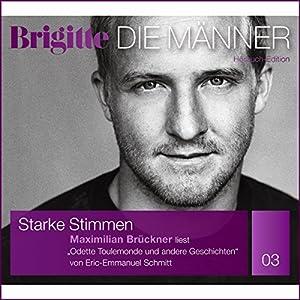 Odette Toulemonde und andere Geschichten (Brigitte Edition Männer 03) Hörbuch