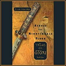 Across the Nightingale Floor: Tales of the Otori, Book One Audiobook by Lian Hearn Narrated by Kevin Gray, Aiko Nakasone