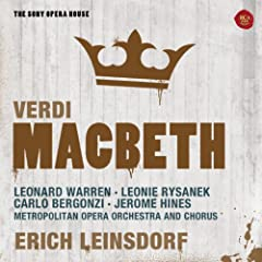 Macbeth - Highlights: Studia il passo; Come dal ciel precipita