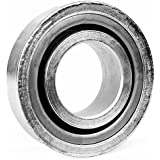 "RBC Heim Ball Bearing  RF122214AP  Flanged, Single Sealed, 0.750"" Bore, 1.375"" OD, 0.438"" Width"