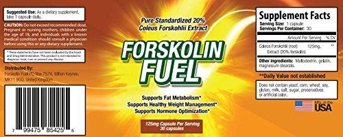 forskolin fuel extract