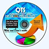 QTS Numeracy Skills Test: audio-visual CD for all 4 Practice Tests 2015 - NOT 2014