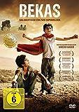 DVD Cover 'Bekas - Das Abenteuer von zwei Superhelden