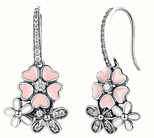 saysure-925-sterling-silver-poetic-daisy-cherry-blossom