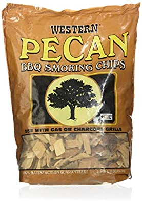 Western Pecan Bbq Smoking Chips (180 Cu. In.) by Western