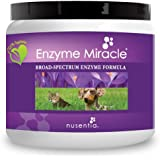 Enzyme Miracle | Canine Enzymes (Advanced Plant-Based Powder) - 100 Servings