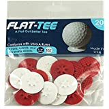 Flat-Tee Golf- Combo Pack Tees