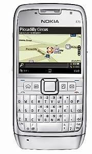 Nokia E71 SIM-Free Mobile Phone - Grey Steel