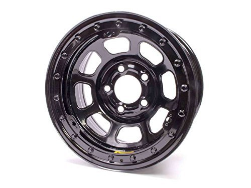 Buy Black Bassett Beadlock Wheel Now!