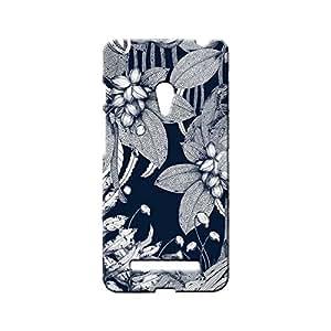 BLUEDIO Designer Printed Back case cover for Asus Zenfone 5 - G5833