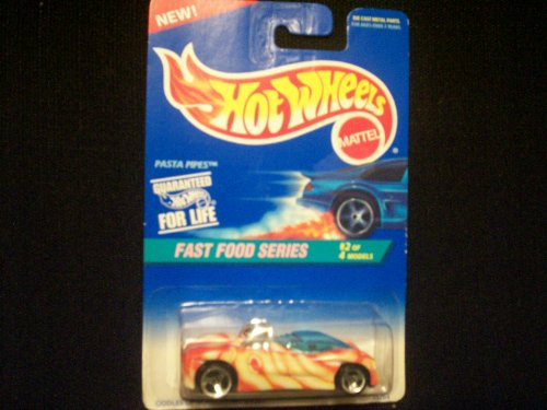 Hot Wheels Fast Food Series 2/4 Pasta Pipes - 1