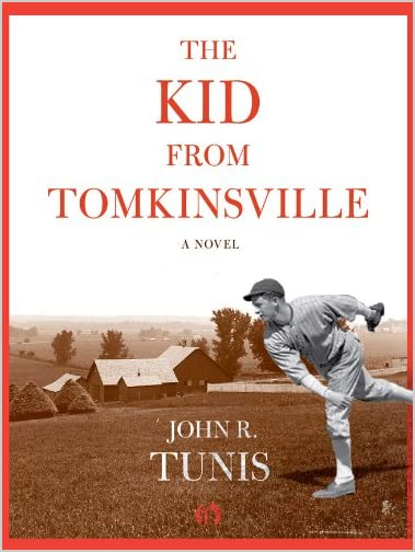 The Kid from Tompkinsville by John R. Tunis