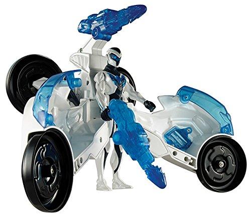 Mattel Y1410 - Max Steel Moto Volante Trasformabile