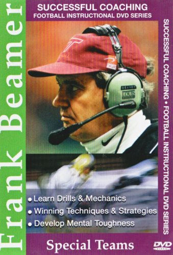 American Football - Successful Coaching American Football - Frank Beamer - Special Terms [DVD]