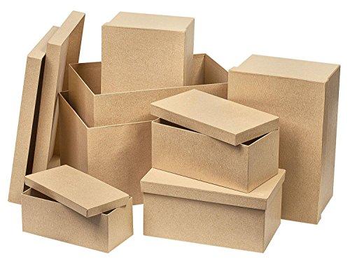 boites-en-papier-mache-vbs-rectangulaires-set-de-7