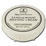 Taylor of Old Bond Street Travel Sandalwood Shaving Cream (60 ml)