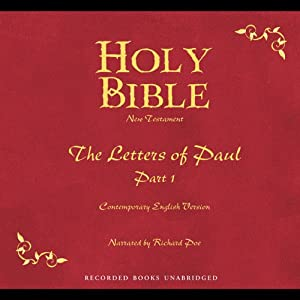 Holy Bible, Volume 27: Letters of Paul, Part 1 | [American Bible Society]