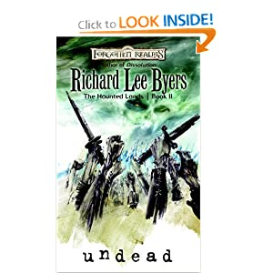 Undead: Haunted Lands, Book II (Forgotten Realms) by Richard Lee Byers