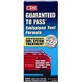 CRC 05063 Guaranteed To Pass Emissions Test Formula - 12 Fl Oz.