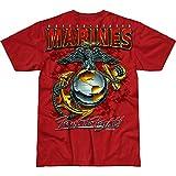 USMC 'Eagle, Globe & Anchor' Battlespace Men's T-Shirt