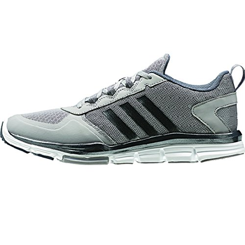 Adidas Performance Men's Speed Trainer 2 Training Shoe, Light Onyx Grey/Carbon Metallic/White, 11.5 M US