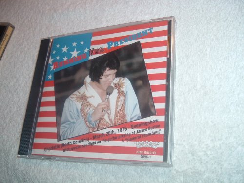 Elvis Presley - Running For President (3/20/76 Es) - Zortam Music