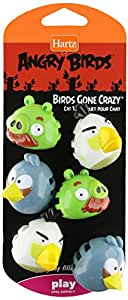 Hartz Angry Birds Birds Gone Crazy - Cat Toy,  - Officially Licensed by Rovio