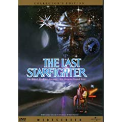 cover of The Last Starfighter