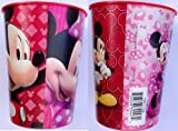 Mickey & Minnie Plastic Reusable 16oz Cup