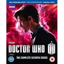 Doctor Who-Complete: Season 7 [Blu-ray]
