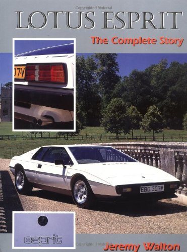 Lotus Esprit: The Complete Story PDF