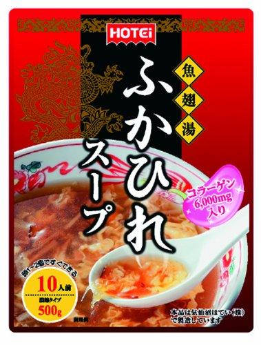 ホテイ ふかひれスープ濃縮タイプ 500g×4個