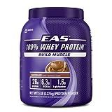 Proteína Whey EAS, 5 libras, sabor chocolate