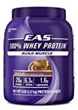 EAS 100% Pure Whey Protein Powder, Chocolate, 5lb (Packaging May Vary)