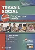 echange, troc Michèle Eckenschwiller - Epreuves orales : Concours d'entrée école et instituts