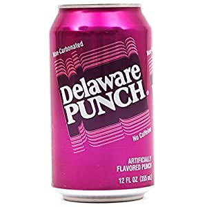 Delaware Punch - Two-12Packs
