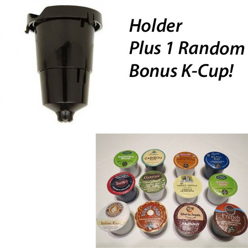 Keurig K-Cup Holder Replacement Part With Bonus K-Cup