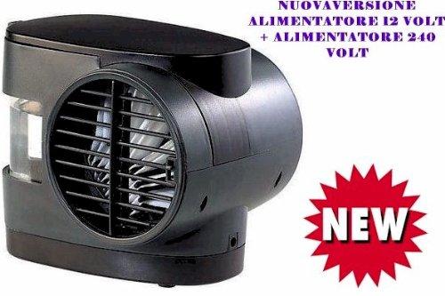 eufab mini clim rafraichisseur d air 12v 200v. Black Bedroom Furniture Sets. Home Design Ideas