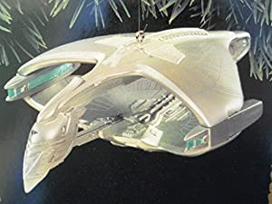 Star Trek Klingon Bird of Prey 1994 Hallmark Ornament