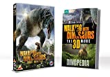 Walking With Dinosaurs (Includes 96-page Dinopedia from BBC Earth) (Exclusive to Amazon.co.uk) [DVD]