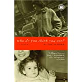Who Do You Think You Are?: A Memoir ~ Alyse Myers