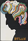 Bob Dylan Mini Poster #01 Psychedelic 11x17 Heavy Stock Print