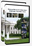 Ronald Reagan's Greatest Speeches 4 DVD Set - Twelve Complete Speeches Following the Great Communicator From 1964 to His Farewell Address